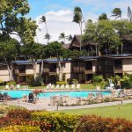 New pool at Napili Beach Resort