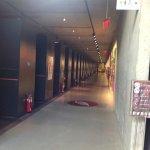 Mostly corridors