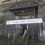 Journey Behind the Falls Foto