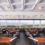 Waterfront Dining Overlooking Lake Michigan