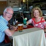 Lovely bar and restaurant fantastic staff