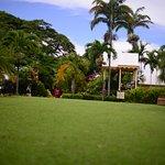 croquet field Romney Manor