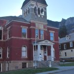 Ouray city view.