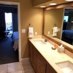 Bathroom at Westwinds.