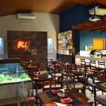 Ki Sushi Bar no nosso anexo com o melhor da culinária oriental ;)
