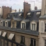 Fifth floor, view on rue de Lille