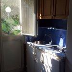 Kitchenette de la chambre #8