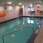 Best Western Plus Bowmanville Pool Area