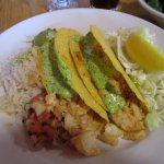 Yellow Creek Fish Tacos