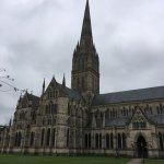 Photo of Salisbury Cathedral and Magna Carta