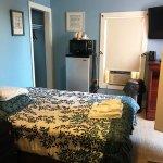 New Oceanic Inn room.
