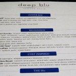 Photo de Deep Blu Seafood Grille