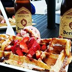 Photo of Waffles de Belgica