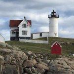 Nubble Lighthouse Cape Neddick Maine
