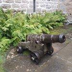 Cawdor Casle - um dos muitos objetos históricos