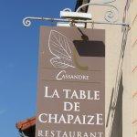 La Table de Chapaize Foto