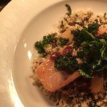 .salmon with rice