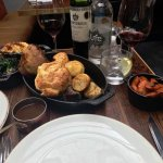 Our Sunday lunch