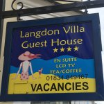 Langdon Villa Guest House House