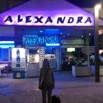 Alexandra in Alexandra