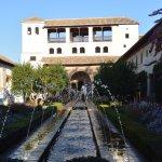 Patio entrada Palacio