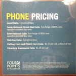 Call pricing - 85% surcharge on many calls!