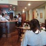 Bar and Dinning hall
