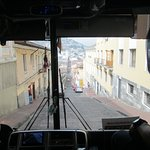 Quito Old Town Foto