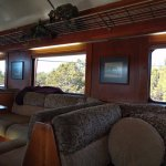 The Luxury Parlor Car