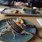 Delicious calamari