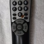 Dirty remote