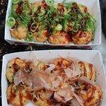 Takoyaki: Octopus balls