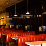 Old style Diner Booths
