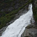 Photo de Mendenhall Glacier Visitor Center