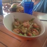 The Prawn Salad, great meal!