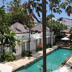 The Colony Hotel Bali Aufnahme