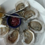 When on the Cape, eat the oysters