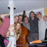 Normand Bourget, Chantale Blanchais et le Jazz band de PA Tremblay