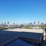 Looking toward Santa Monica