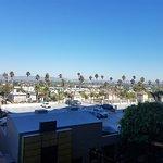 Looking towards LA