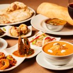 North & South Indian Course with half price for drinks