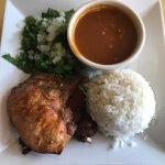 Porkchop w/ Rice and Beans
