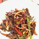 Beef and Cashew Stirfy - Chilli in it