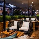 Terras Restaurant at Bilderberg Garden Hotel