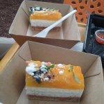 Delicate dessert!