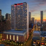 Chicago Marriott Downtown Magnificent Mile is a luxury Michigan Avenue hotel