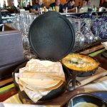Fajita and Cheese & Chorizo Dip