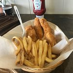Fantastic  fish and chips