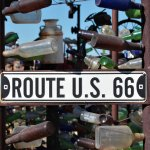 ROUTE 66 DISPLAY