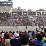 wagah border events